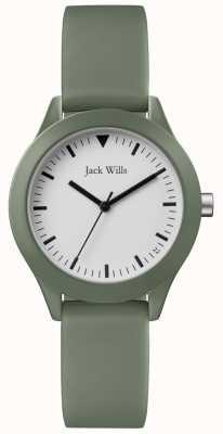 Jack Wills | correa de goma gris damas | JW008FGFG