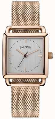 Jack Wills | señoras loring oro rosa | JW016SLRS