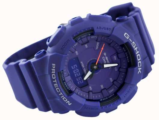 Casio El   compacta g-shock   azul   unisex   GMA-S130VC-2AER