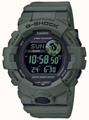 Casio El | g-shock verde | bluetooth | reloj inteligente GBD-800UC-3ER