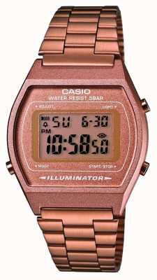 Casio Unisex | casio | vintage | oro rosa B640WC-5AEF