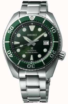 Seiko Prospex diver sumo green hombres acero inoxidable SPB103J1