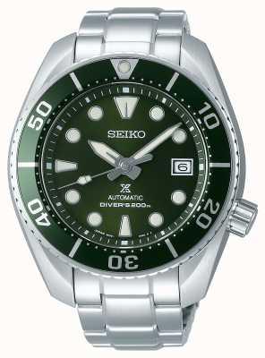 Seiko Prospex diver sumo green mens acero inoxidable SPB103J1