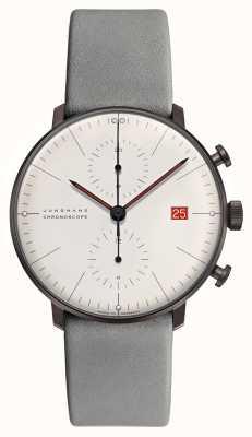Junghans Edición limitada 100 años bauhaus max bill cronoscope 027/4902.02