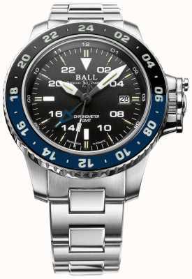 """Ball Watch Company Edición limitada aerogmt ii """"batman"""" ingeniero de hidrocarburos DG2018C-S5C-BK"""