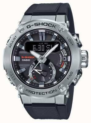 Casio G-steel g-shock bluetooth link 200m wr correa de caucho GST-B200-1AER