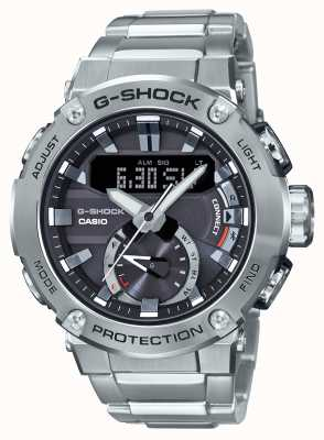 Casio G-steel g-shock bluetooth link 200m wr acero inoxidable GST-B200D-1AER