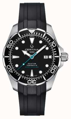 Certina El | edición especial | ds action diver powermatic 80 | C0324071705160
