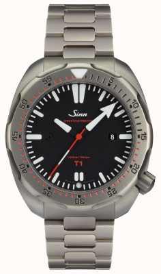 Sinn Modelo t1 (ezm 14) reloj de buceo. 1014.010