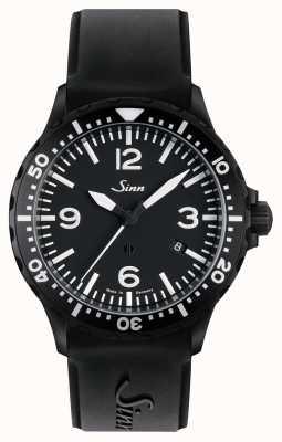 Sinn 857 s el reloj piloto con protección de campo magnético. 857.021