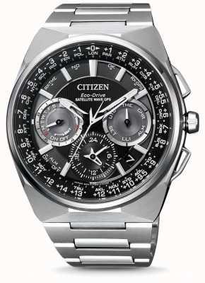 Citizen El | mens eco-drive gps de onda satelital | pulsera de titanio | CC9008-84E