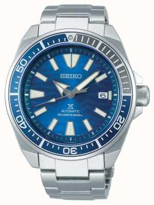 Seiko | prospex | salvar el océano | samurai | automático | buzo | SRPD23K1