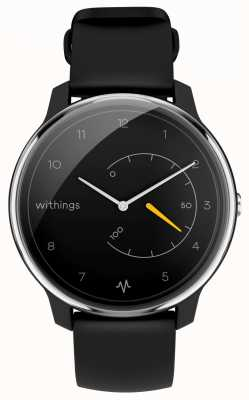 Withings Mover ecg | negro y amarillo | rastreador de actividad HWA08-MODEL 1-ALL-INT