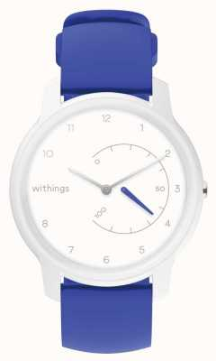 Withings Mover ecg | blanco y azul | rastreador de actividad HWA08-MODEL 2-ALL-INT