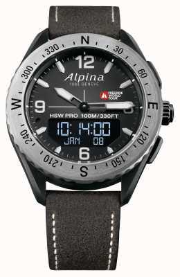 Alpina | edición mundial de smartwatch de freeride para hombre edición limitada | AL-283FWT5SAQ6