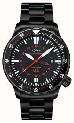 Sinn Reloj de buceo u2 s (ezm 5) 1020.020