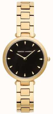 Rebecca Minkoff El | mujeres | nina | pulsera de oro | 2200277