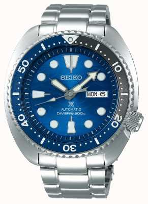 Seiko El | prospex | salvar el océano | tortuga | automático | buzo | SRPD21K1
