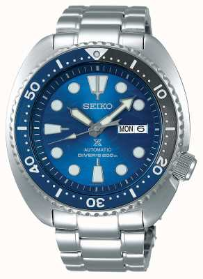 Seiko | prospex | salvar el océano | tortuga | automático | buzo | SRPD21K1