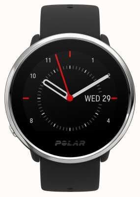 Polar | encender actividad y rastreador de horas | caucho negro | m / l 90071063