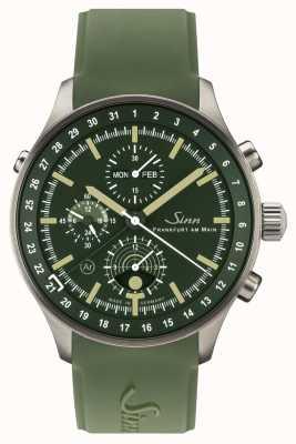 Sinn Reloj de caza 3006 del cronógrafo con indicador de luna. 3006.010