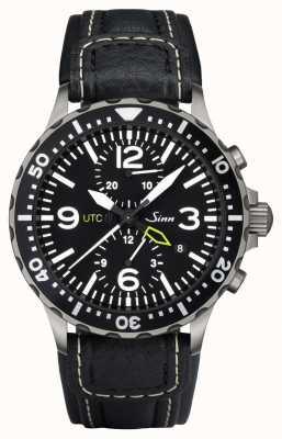 Sinn 757 utc el reloj cronógrafo dúo 757.011