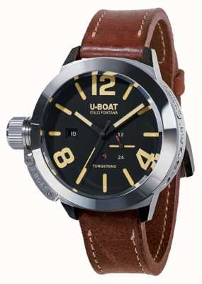 U-Boat 50 mm classico tungsteno movelock 8073