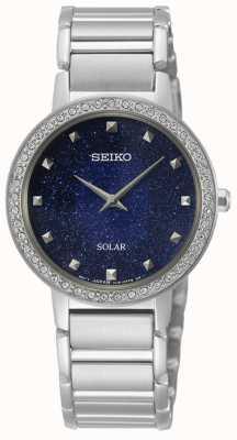 Seiko | serie conceptual | mujer solar | conjunto de cristal SUP433P1