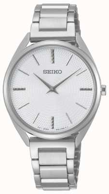 Seiko | serie conceptual | mujer | pulsera de plata SWR031P1