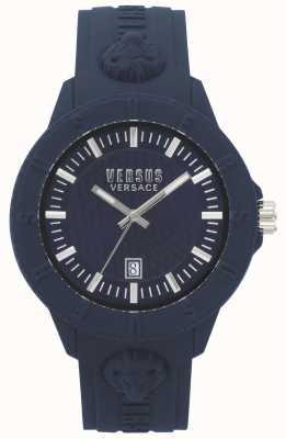 Versus Versace El | mujeres | tokio r | silicona azul | VSPOY2118