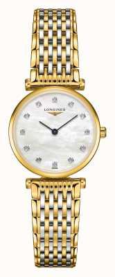 Longines El | la grande classique de longines | mujeres | cuarzo suizo | L42092877