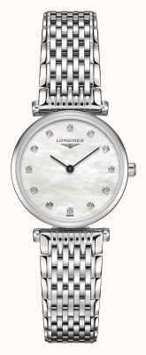Longines El | la grande classique de longines | mujeres | cuarzo suizo | L42094876