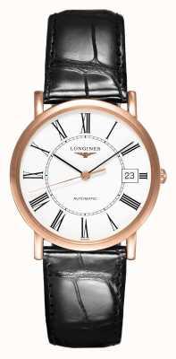 Longines El | colección elegante | hombres | suizo automático | L47788110