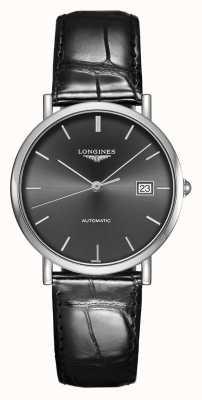 Longines El | colección elegante | hombres | suizo automático | L48104722