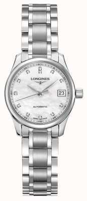 Longines | colección maestra | automático | L21284876