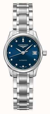 Longines El | colección maestra | mujeres | automático L21284976