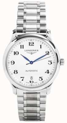 Longines El | colección maestra | hombres | suizo automático | L26284786