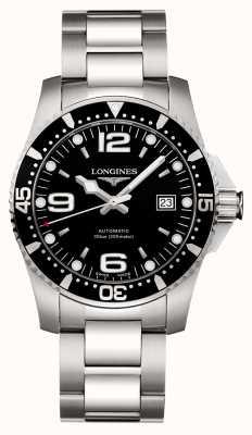 Longines El | deporte de hidroconquista | hombres 41mm | automático suizo | L37424566