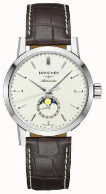 Longines El | Colección 1832 | hombres | fase lunar | automático suizo L48264922