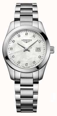 Longines El | conquista clásica | mujeres | cuarzo suizo L22864876