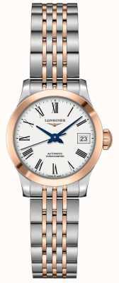 Longines El | registro | mujeres | automático suizo L23205117
