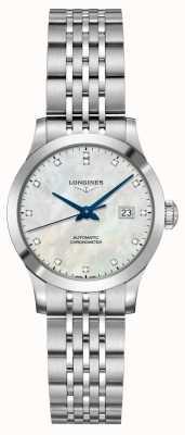 Longines El | registro | mujeres | suizo automático | L23214876