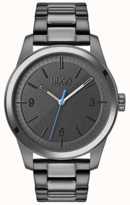 HUGO #create | pulsera ip gris | esfera gris 1530119