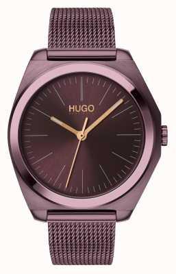 HUGO #imagine | malla ip de berenjena | esfera de berenjena 1540027