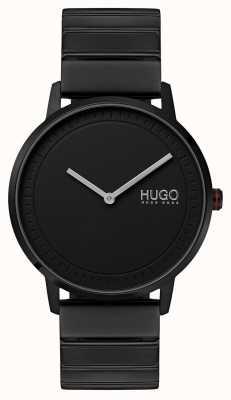 HUGO #echo | pulsera ip negra | esfera negra 1520020