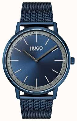 HUGO #exist | malla ip azul | esfera azul 1520011