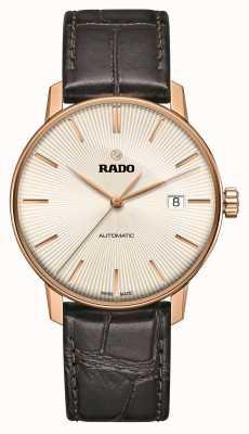 Rado El | coupole classic | automático | correa de cuero marrón | R22861115