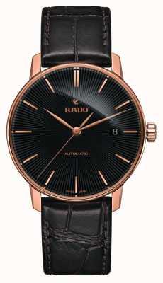 Rado El | coupole classic | automático | pulsera de cuero marrón | R22861165