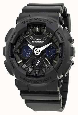 Casio El | g-shock | serie s | resina negra | GMA-S120MF-1AER