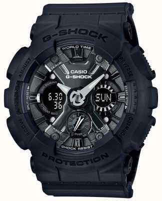 Casio | g-shock | serie s | resina negra | GMA-S120MF-1AER